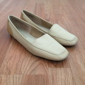 Enzo Angiolini Slip On Liberty Leather Loafers 8.5